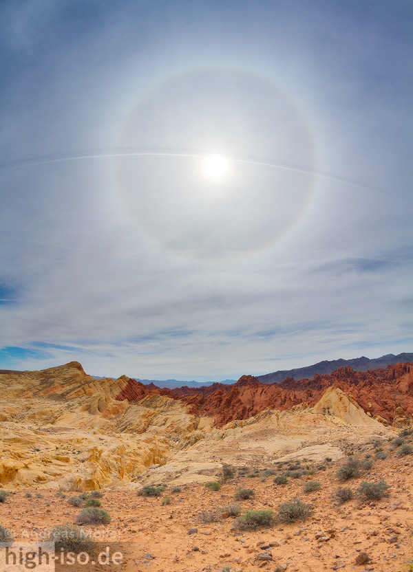 Valley of Fire Halo
